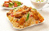 Chicken Biryani-D