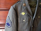 World War 2 Army Uniform