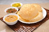 Halwa Puri Breakfast