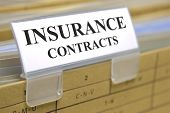 insurance contracts in folder