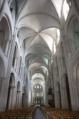 Abbaye Aux Hommes, Caen, Calvados Department, Lower Normandy, France