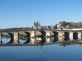 Blois The Pont Jaques - Gabriel