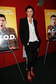 NEW YORK-OCT 3: Actress Bridget Moynahan attends the premiere of 'A.C.O.D.' at the Landmark Sunshine