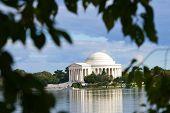 Thomas Jefferson Memorial, Washington DC - United States