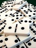 Double one domino cube