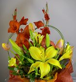 A Bouquet Of Flowers...