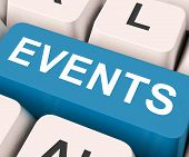 Events Key Means Occasion Or Incident.