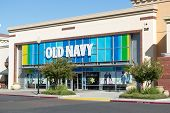 Sacramento, Usa - September 23:  Old Navy store.