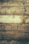 Rustic wood background, close up