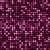Pink seamless shimmer background with shiny silver and black paillettes. Sparkle glitter techno back