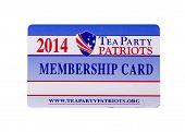 Tea Party Card