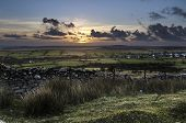 pic of minion  - Sunset at Caradon Hill  - JPG