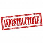 Indestructible-stamp