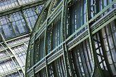 picture of schoenbrunn  - The Palmenhaus at Schoenbrunn Vienna Austria - JPG