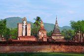 Mahathat Temple, Thailand