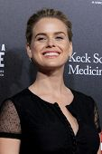 LOS ANGELES - MAR 20:  Alice Eve at the 2nd Annual Rebels With A Cause Gala at Paramount Studios on