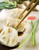 Dumplings & Chopsticks