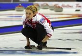 Curling Women Russia Fomina Watches Rock