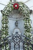 BRUSSELS, BELGIUM - SEPTEMBER 4: The famous Manneken Pis, the iconic statue of Brussels on September