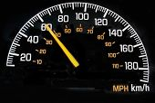 speedometer 60kph