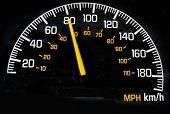 Speedometer 80 Kph