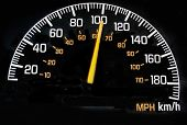 speedometer 100kmh