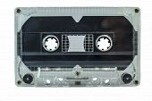 Audio cassettes tape - retro style