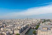 View On Paris, France