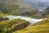 Pasterze Glacier, Hohe Tauern National Park, Austria, Europe