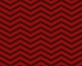 Red Chevron Zigzag Textured Fabric Pattern Background