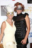 LOS ANGELES - SEP 13:  Rande Loken, Kristanna Loken at the 5th Annual Face Forward Gala at Biltmore