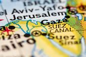 Gaza and Jerusalem