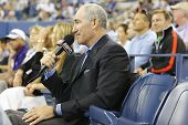 ESPN analyst Brad Gilbert comments match between Serena Williams and Taylor Townsend at US Open2014