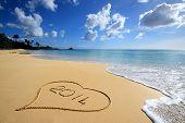 Heart On The Beach 2014