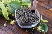 Dry Tea With Linden