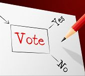 Choice Vote Indicates Election Confusion And Path