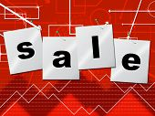 Promo Sale Represents Discount Save And Savings