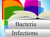 Infection Bacteria Shows Health Care And Cell