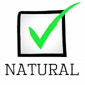 Tick Natural Shows Confirmed Nature And Passed