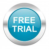 free trial internet icon
