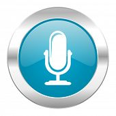 microphone internet icon