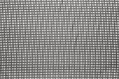 Fabric With Rhombuses In Gray Tones