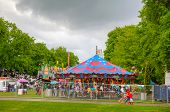 Amusement park at Governor Tom McCall Waterfront Park