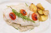 pic of fish  - Fish dish  - JPG