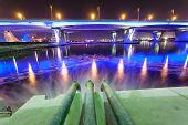 Sewage Pipes at Dubai Creek