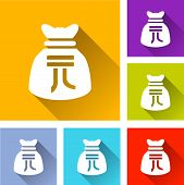 Yuan Bag Icons