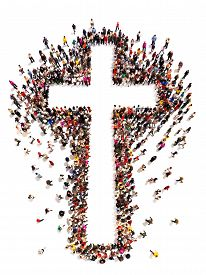 picture of christianity  - People finding Christianity - JPG