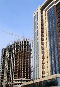pic of construction crane  - High - JPG