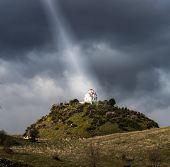picture of chapels  - Little chapel in Greece - JPG