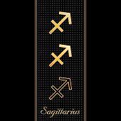 Sagittarius Horoscope Symbols